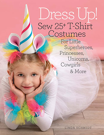 DRESS UP!: SEW 25+ T-SHIRT COSTUMES FOR LITTLE SUPERHEROES