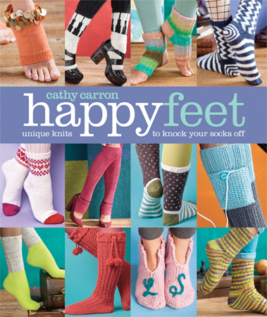 Cathy Carron's Happy Feet