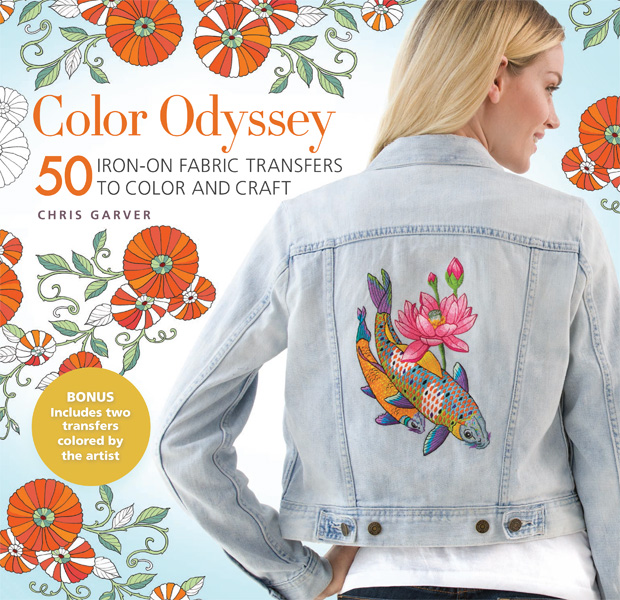 Color Odyssey: Fabric Transfers