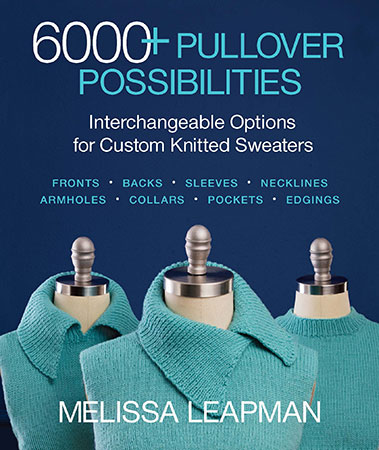 6000+ Pullover Possibilities [Paperback]